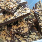 Coffee Toffee & A Gluten-Free Holiday Jam