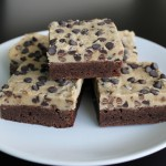 Byn's Farewell Tour of Treats: Day 4 – Chocolate Chip Cookie Dough Brownies