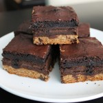 Byn's Farewell Tour of Treats: Day 1 – Peanut Butter Slutty Brownies