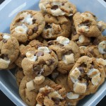 S'mores Cookies 2.0