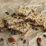Baked Sunday Mornings: Heartland Turtle Bars