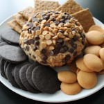 Peanut Butter Cheesecake Ball