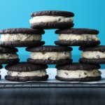 Brownie Cookie Dough Sandwich Cookies + Chef's Challenge Cookie Battle {Gastropost Mission #25}