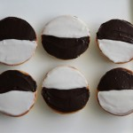 Baked Sunday Mornings: Black & White Cookies