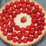 Fresh Strawberry Tart {Gastropost Mission #60}