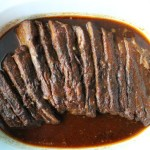 Sweet & Sour Brisket - Copy