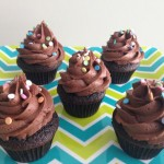Chocolate Mayo Cupcakes