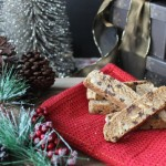 Espresso & Hazelnut Biscotti {The Great Food Blogger Cookie Swap 2014}