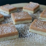 Rhubarb Lemon Bars