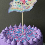 Shimmer & Shine Birthday Cake