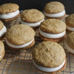 Brown Sugar Maple Whoopie Pies