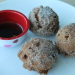 Cinnamon Sugar Hush Puppies