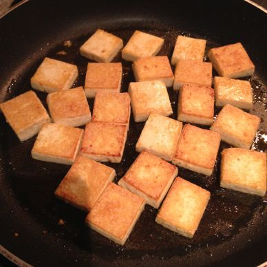 17. Cast-Iron Tofu