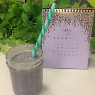 35. The Satiety Smoothie