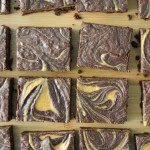 Baked Sunday Mornings: Pumpkin Swirl Cheesecake Chocolate Brownies