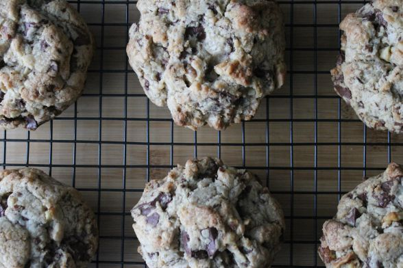 Cookie Scones