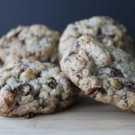 Levain Chocolate Chip Walnut Cookies