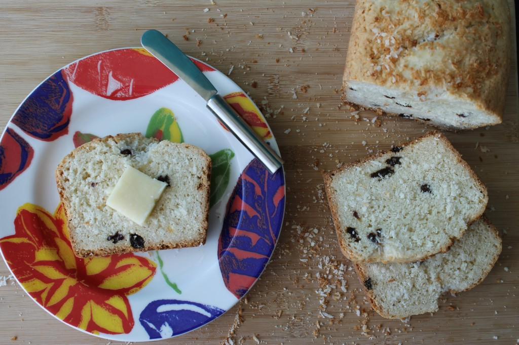 Bajan Coconut Bread