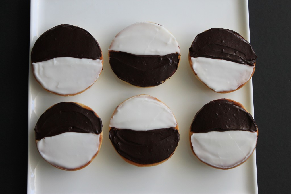 ... black and white pound cake mini black and white cookies recipe on