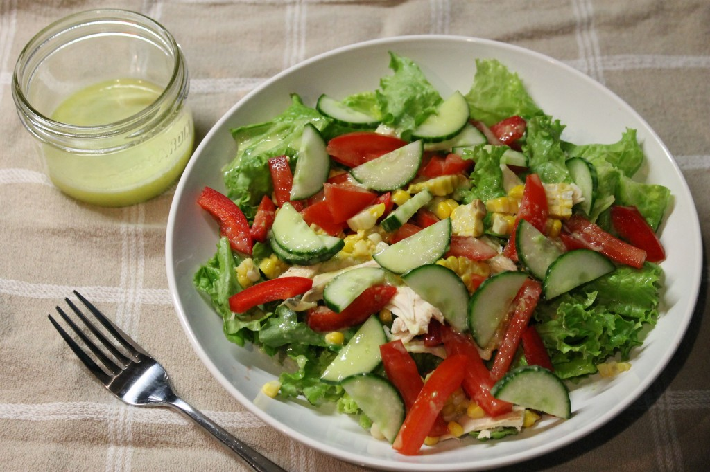 Jalapeno Lime Dressing