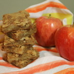 Apple Toffee Blondies {Gastropost Mission #19}