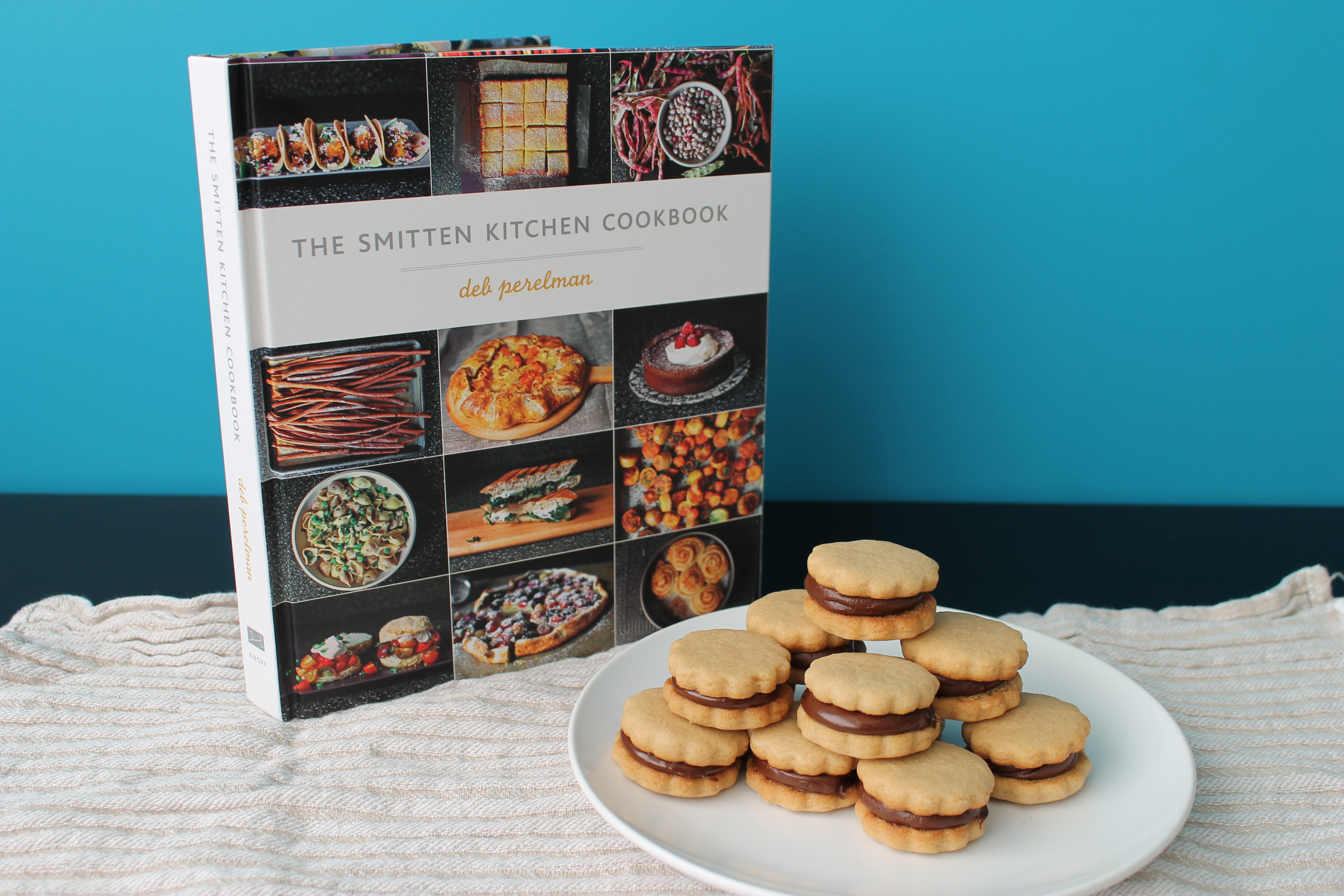 Smitten Kitchen in Toronto + Chocolate Peanut Butter Cookies ...