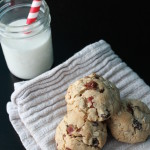 Oatmeal Raisin Bacon Cookies {Gastropost Mission #40 – Part II}